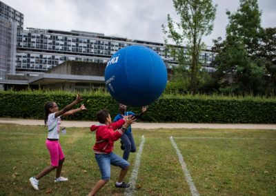 camp enfants suisse
