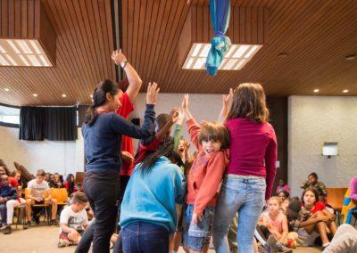 camp ete enfants suisse